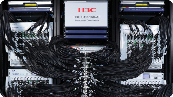 H3C-CR19000-router-performance-evaluation-with-Spirent-TestCente