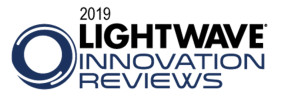 Award - Logo 12 & 13 LightwaveInnovation 2019