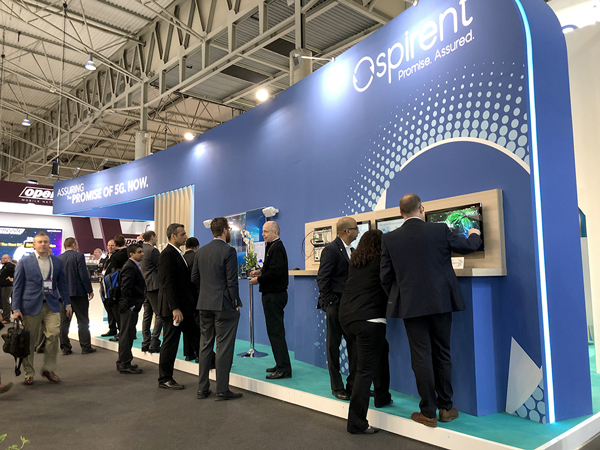 Spirent at MWC Barcelona 2019