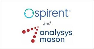 Spirent & Analysys Mason