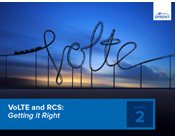 eBook - VoLTE anf RCS: Getting it Right