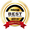 Award Logo 9 Interop19 Grand prize 2019