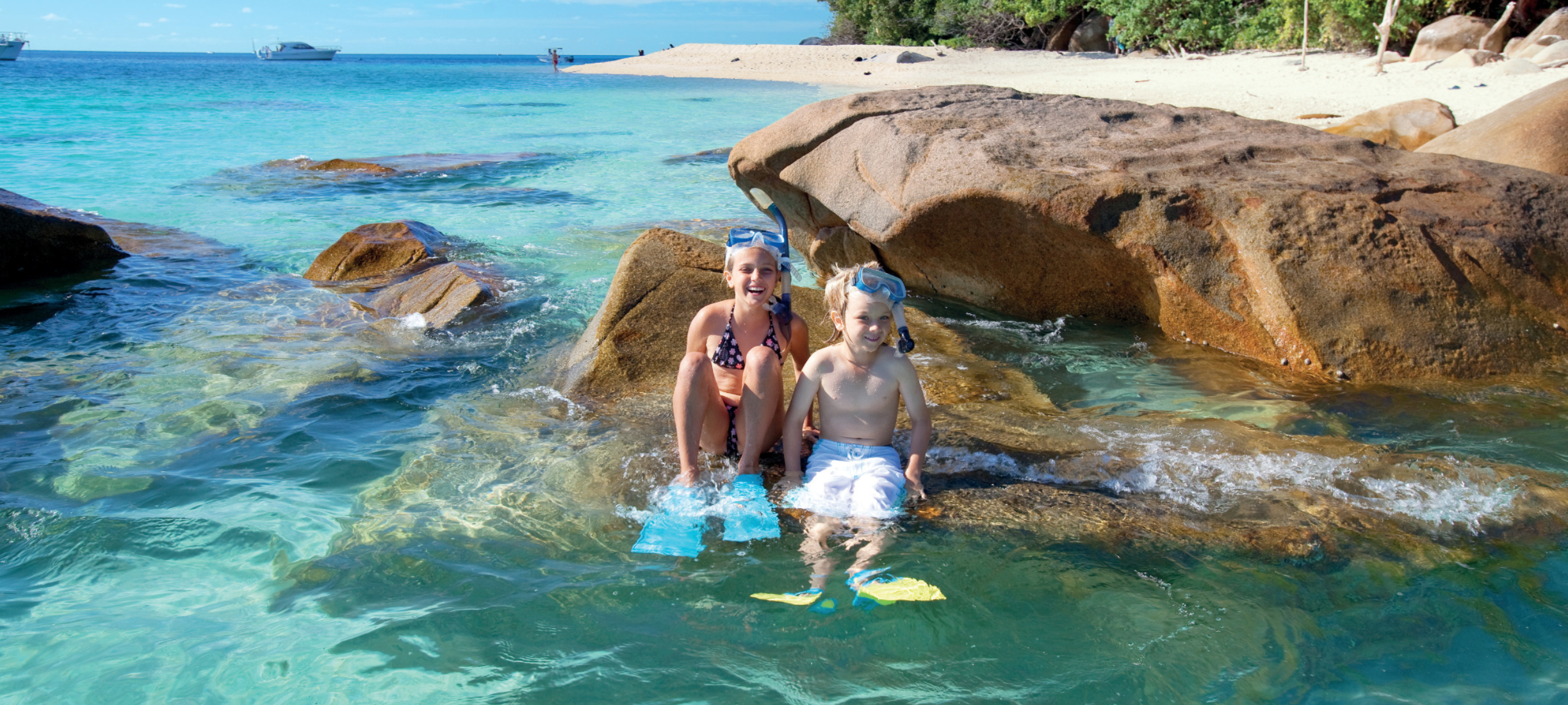 Fitzroy Island Family Friendly