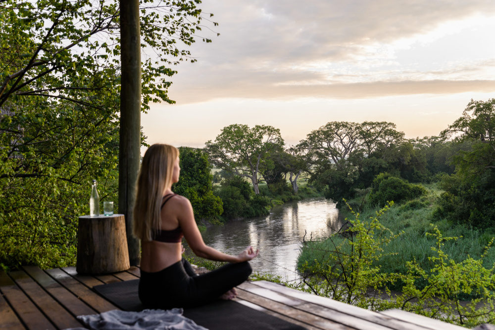 Wellness at Singita