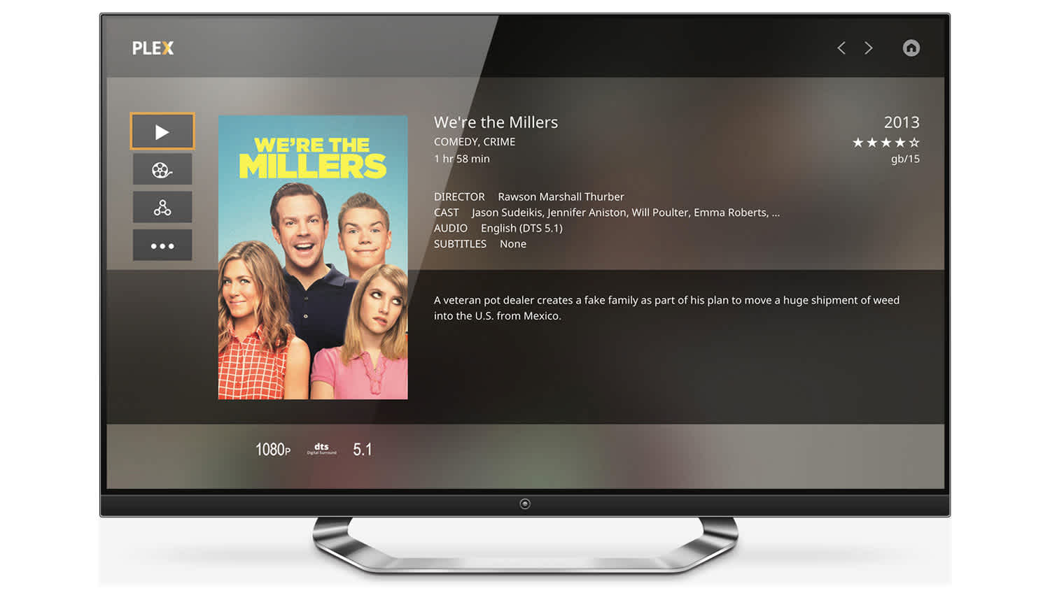 Philips Android TV + Plex video issue