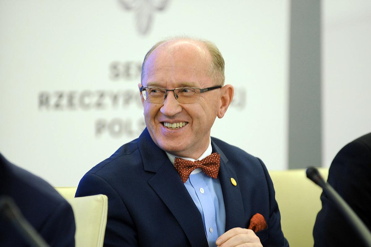 prof. dr hab. n. med. Henrykiem Skarżyńskim
