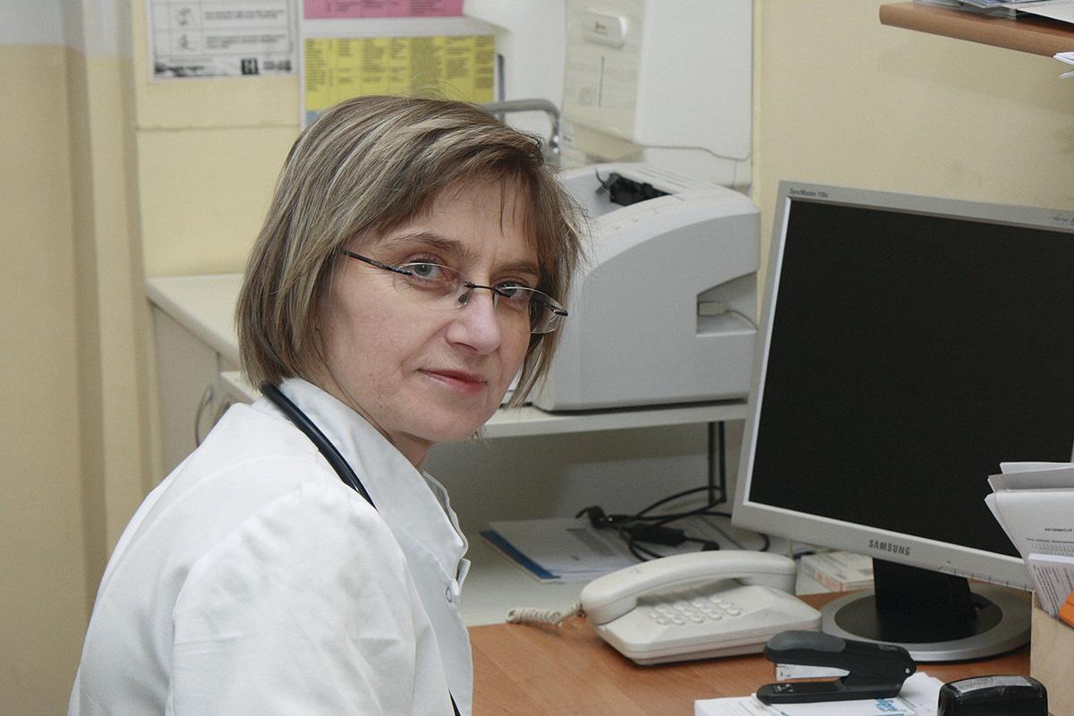 Prof. Dorota Zozulińska-Ziółkiewicz, prezes Polskiego Towarzystwa Diabetologicznego.