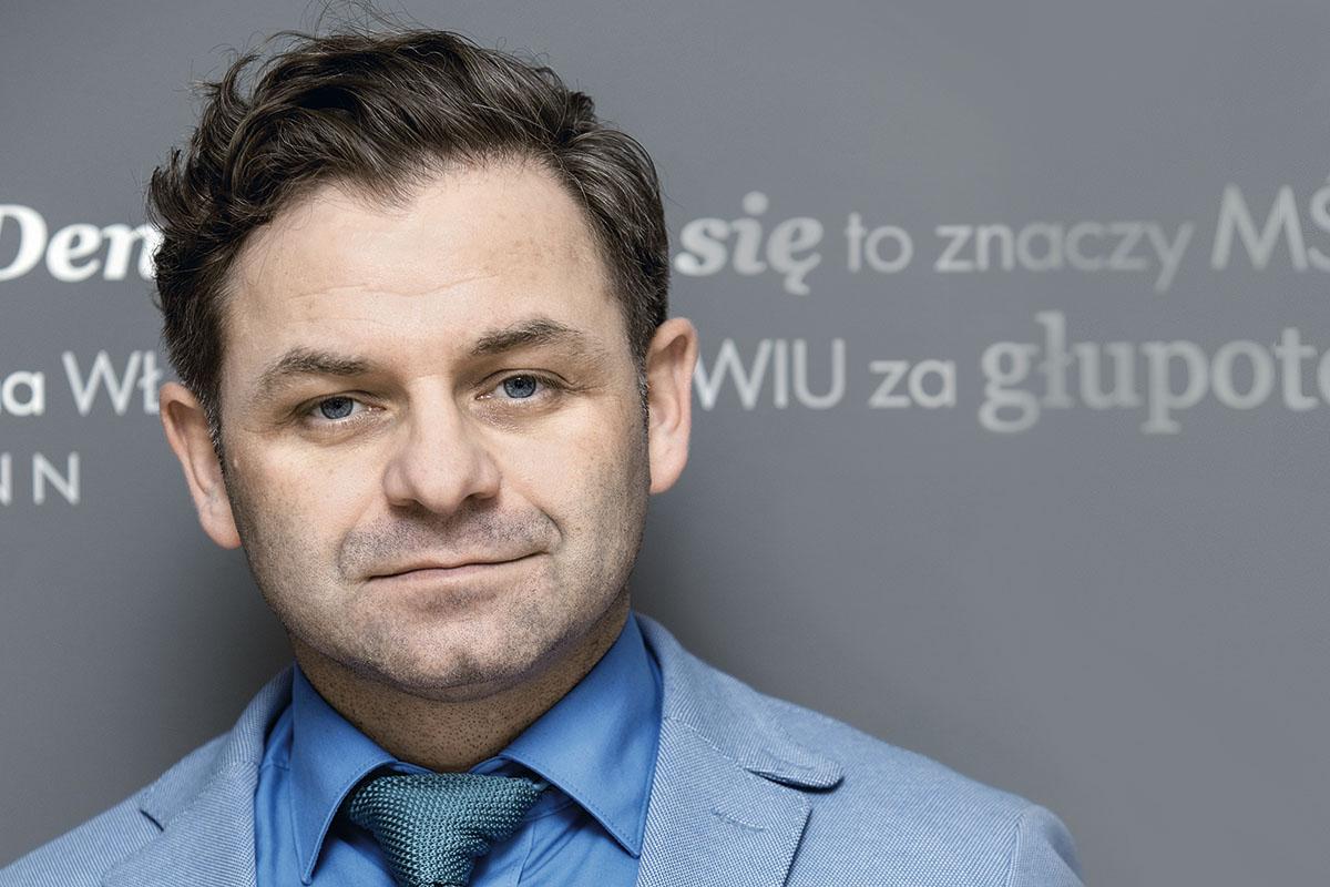 prof. Piotr Gałecki, kier. Kliniki Psychiatrii Dorosłych Uniwersytetu Medycznego w Łodzi, krajowy konsultant w dziedzinie psychiatrii