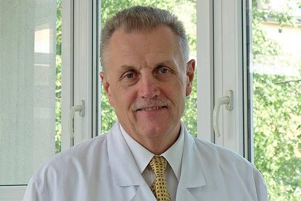 prof. dr hab. n. med. Marek Wojtukiewicz, kierownik Kliniki Onkologii Uniwersytetu Medycznego w Białymstoku, ordynator oddziału Onkologii Klinicznej Białostockiego Centrum Onkologii Klinicznej.
