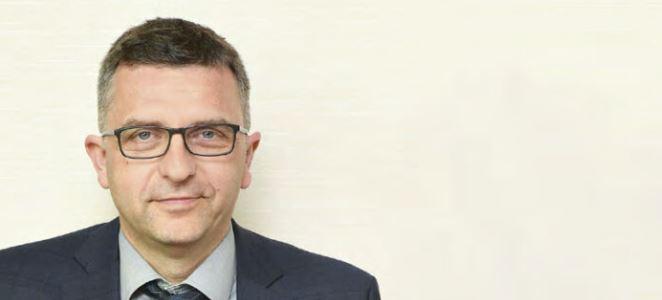 Prof.  Adam Maciejczyk prezes Polskiego Towarzystwa Onkologicznego