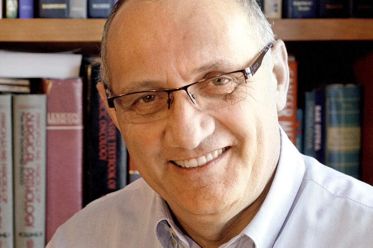 prof. Jacek Jassem, onkolog, kier. Katedry i Kliniki Onkologii i Radiologii Gdańskiego Uniwersytetu Medycznego.