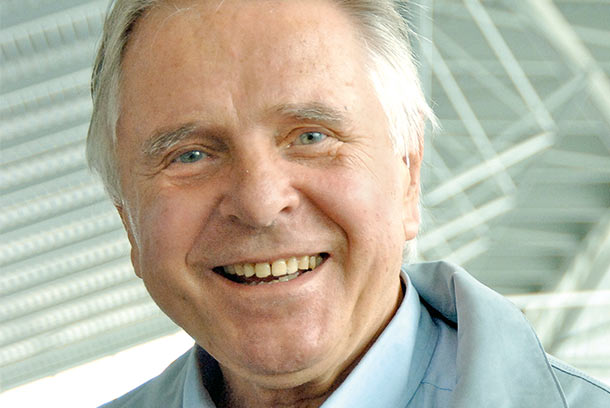 prof. Jerzy Woy-Wojciechowski, wieloletni prezes Polskiego Towarzystwa Lekarskiego
