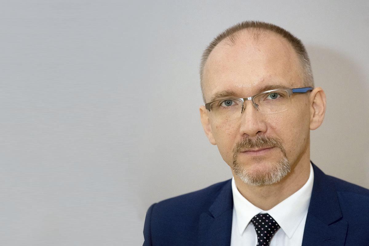 Dr n. med. Piotr Dąbrowiecki, alergolog, przewodniczący Polskiej Federacji Stowarzyszeń Chorych na Astmę, Alergię i POChP.