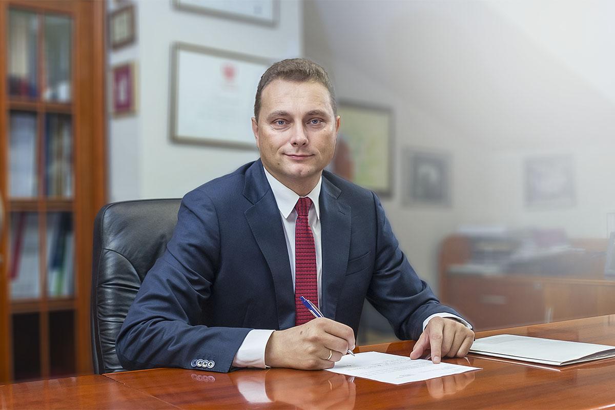 kardiolog prof. Piotr Jankowski z Instytutu Kardiologii UJ, członek Rady Naukowej Narodowego testu Zdrowia Polaków 2020.