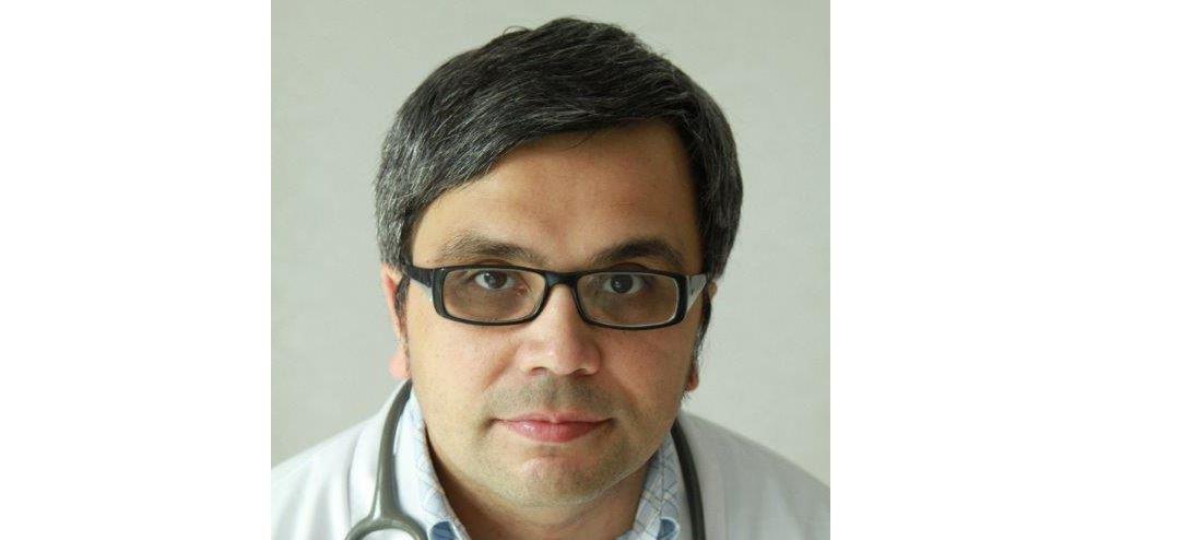 dr hab. n. med., neurolog Adam Kobayashi