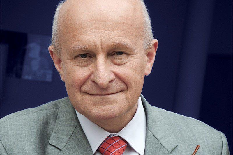 Profesor Piotr Hoffman, kardiolog