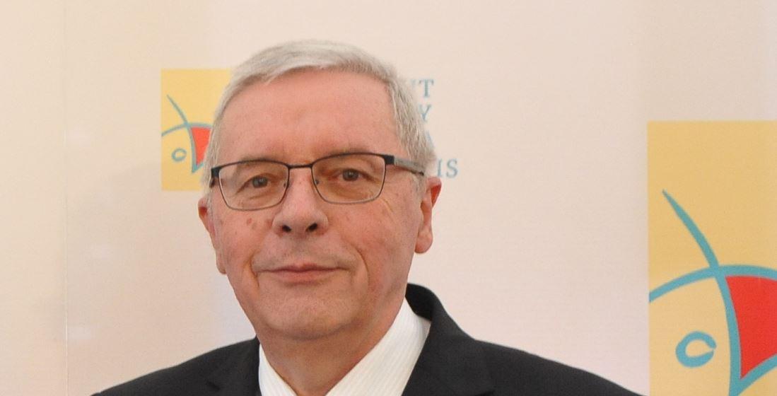 dr n. med. Paweł Dobrzyński, otolaryngolog, kierownik Kliniki Otolaryngologii CSK MSWiA w Warszawie