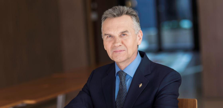 prof. dr hab. n. med. Artur Mamcarz, kierownik III Kliniki Chorób Wewnętrznych i Kardiologii Warszawskiego Uniwersytetu Medycznego