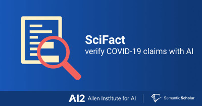 SciFact social share card
