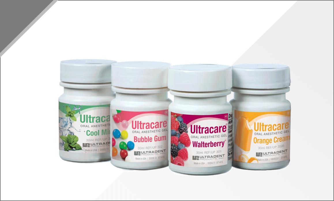Ultracare bottles