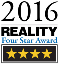 2016 Reality Four Star Award