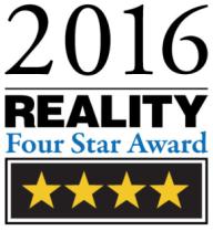 2016 Reality Four Star Award