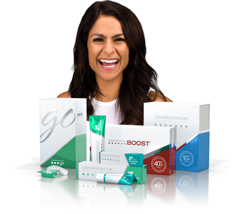 Opalescence toothpaste