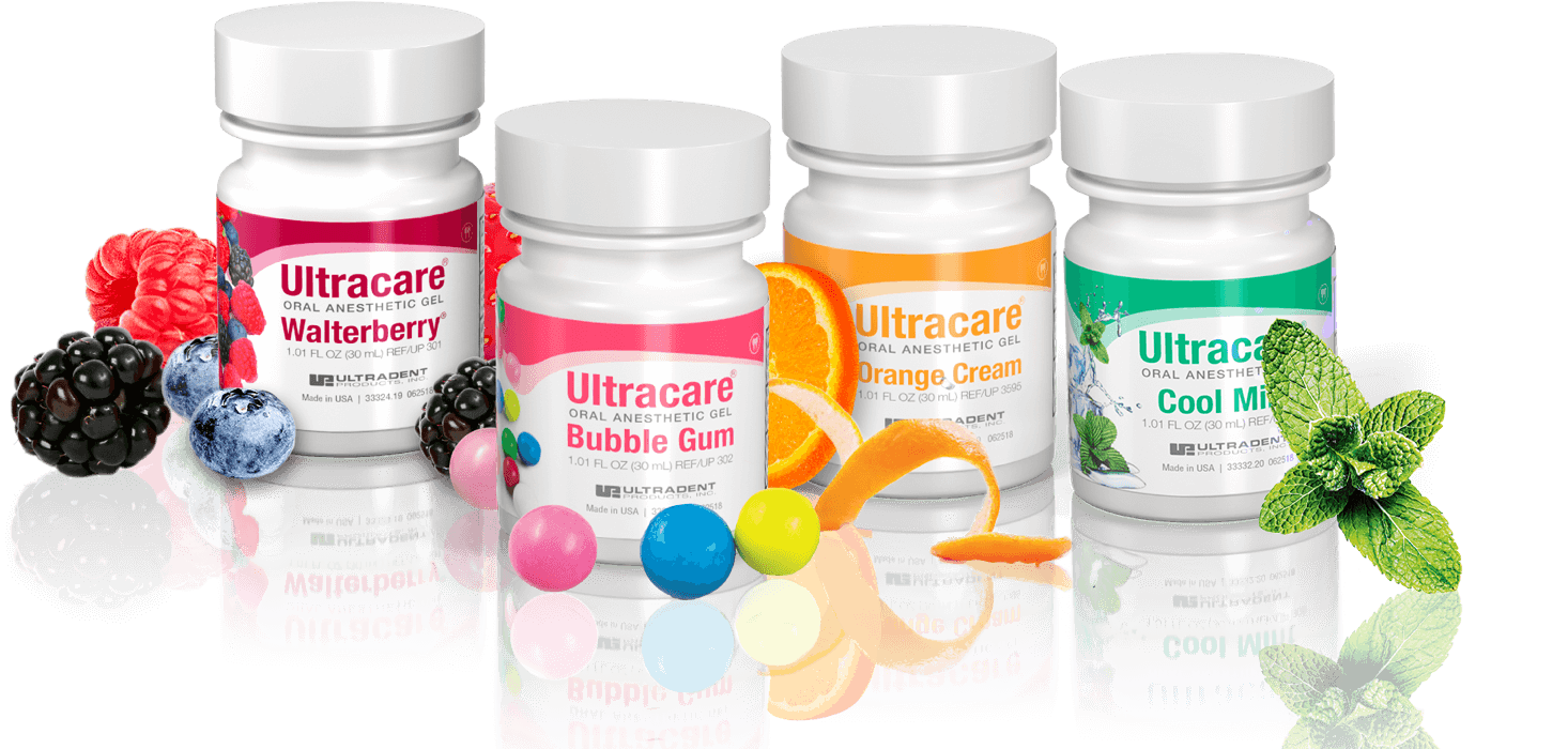 UltraCare bottles