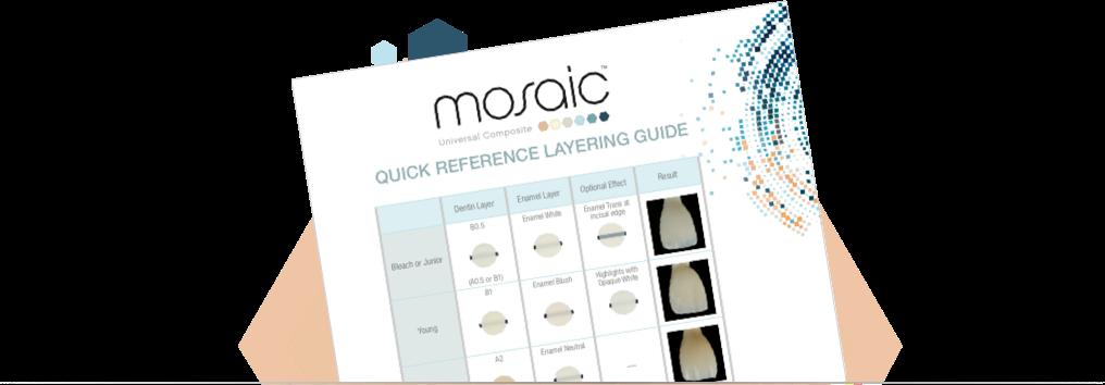 Mosaic Layering Guide