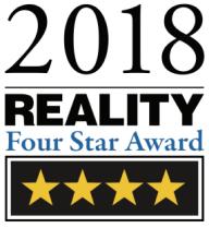 2018 Reality Four Star Award