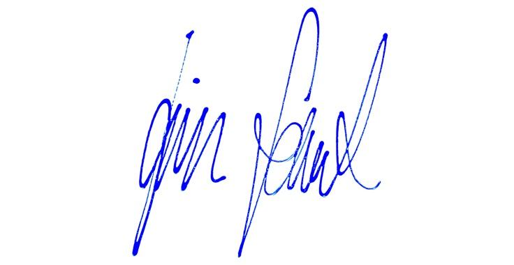 Dr Kim Schulz Signature