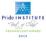 2013 Pride Institute Best of Class(VALO) product page