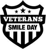 Vetrans Smile Day Logo