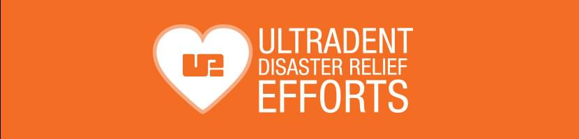 Ultradent Disaster Relief Efforts