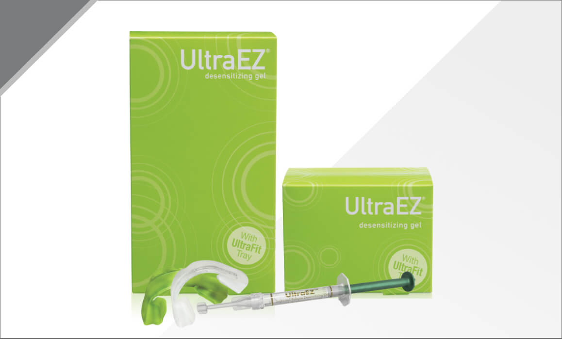 UltraEZ desensitizing gel