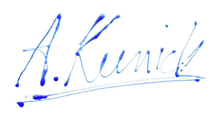 Dr. Alexander Kunick Signature