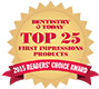 2015 Dentistry Today Top25 First Impressions(Uveneer)