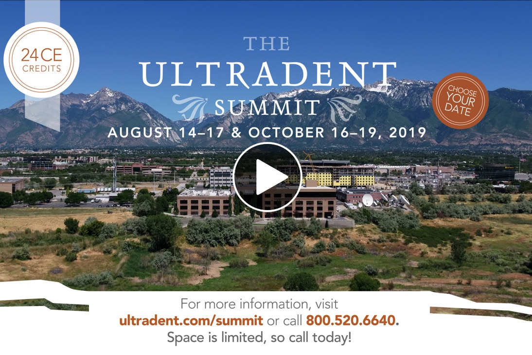 Ultradent Utah Summit Video Thumbnail