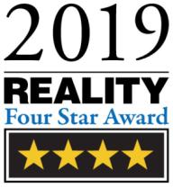 2019 Reality Four Star Award