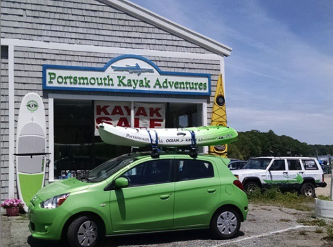 Portsmouth Kayak Adventures
