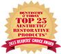 2015 Dentistry Today Top25 AestheticRestorative(Uveneer)