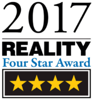 2017 Reality Four Star Award