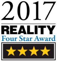 2017 Reality Four Star Award