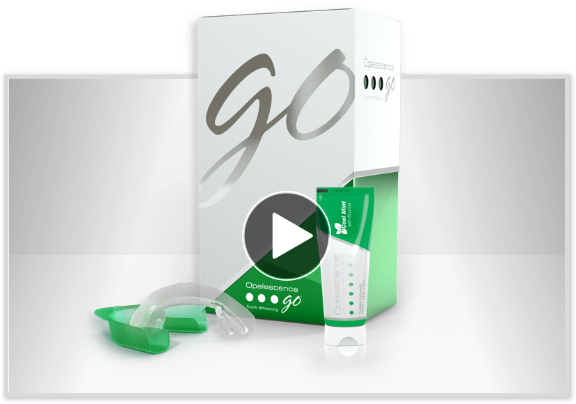 Opalescence Go new packaging Video