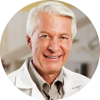 Dr. Dan Fischer CEO of Ultradent