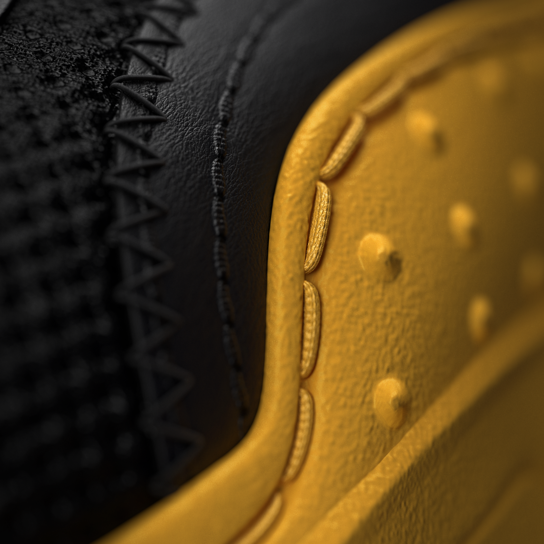 Sneaker's sole detail, close up.