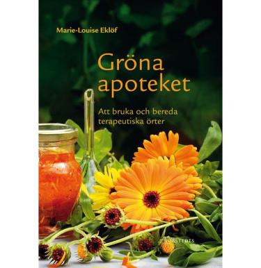 Gröna apoteket - Att bruka och bereda terapeutiska örter. Foto: Norstedts