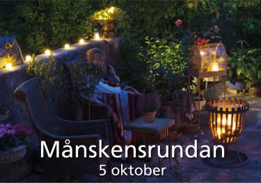 Sist men inte minst avslutas året med Månskenstrunda.