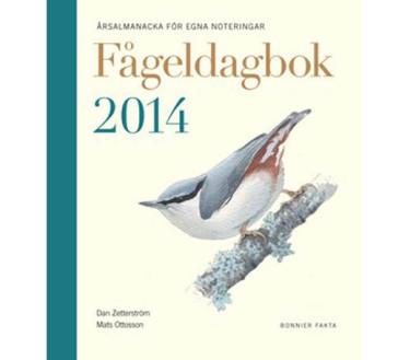 Fågeldagsbok 2014