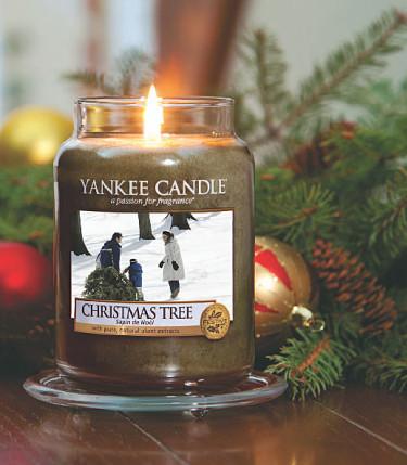 Yankee Candle: Christmas Tree. Foto: Yankee Candle